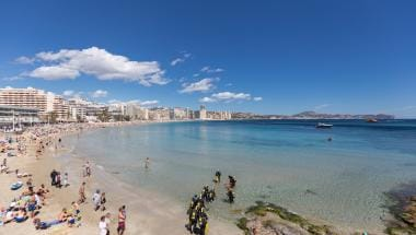 Buceo en playa Levante